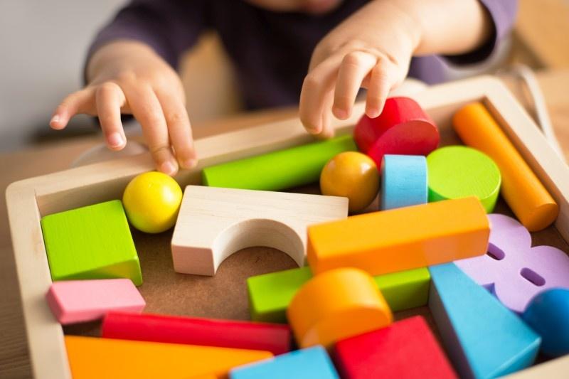 Pädiatrie - Therapie zur Förderung der Feinmotorik bei Kindern und Jugendlichen